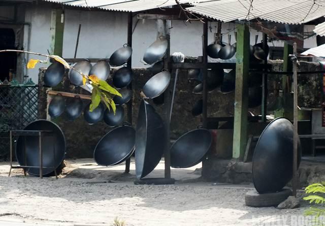 Penjual Penggorengan Jumbo
