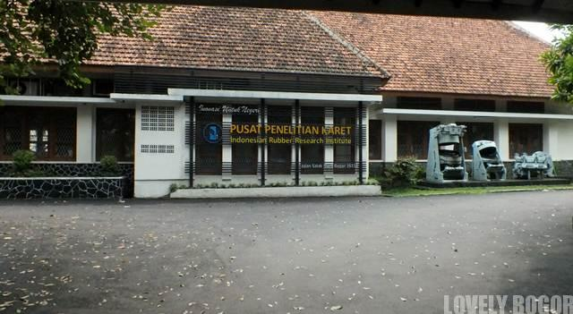 Pusat Penelitian Karet Di Bogor