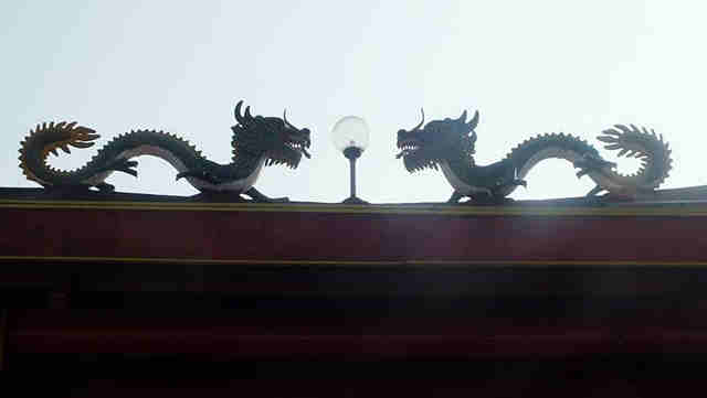 The Dragon in Bogor