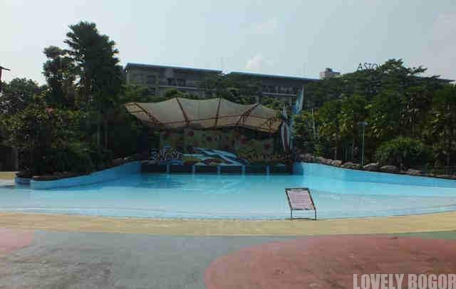 Wave Pool Di The Jungle Water Adventure