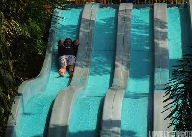 Tokosa Peak Di The Jungle Water Adventure Bogor