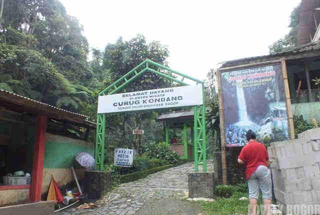 Curug Ngumpet - Curug Kondang Bogor