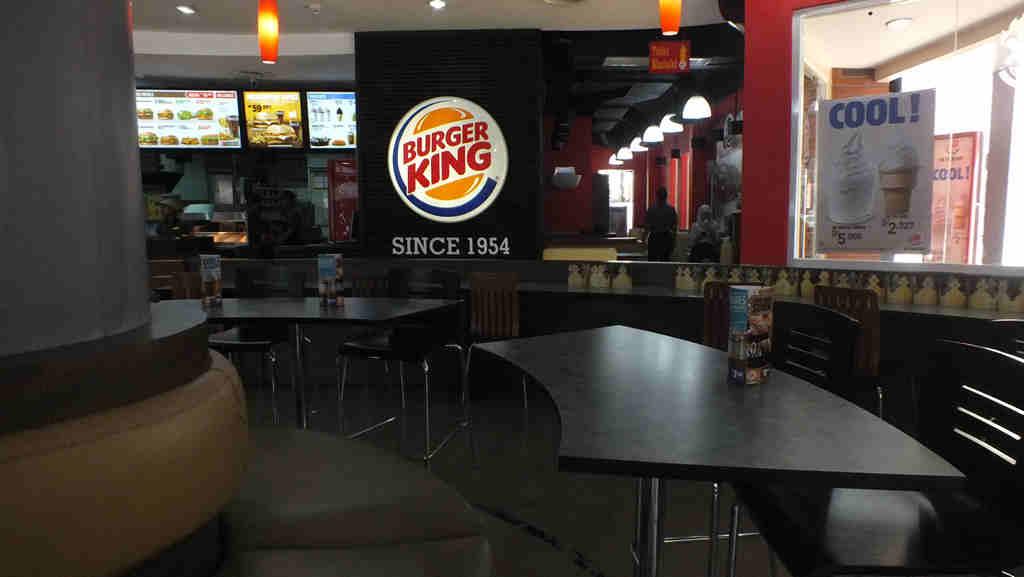 Burger King Bogor