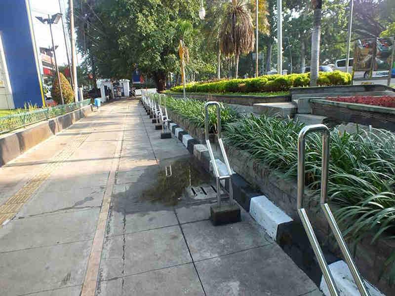 Kawasan Parkir Khusus Sepeda