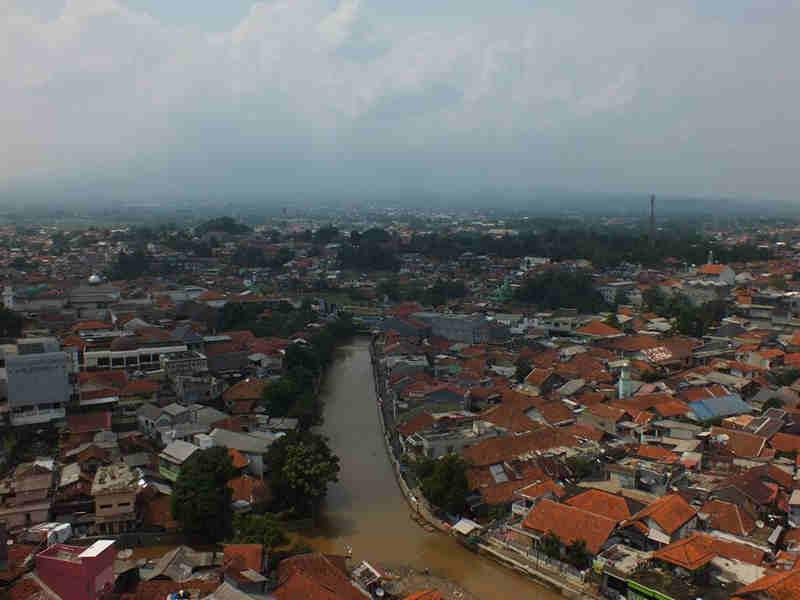 Pemukiman Padat Penduduk