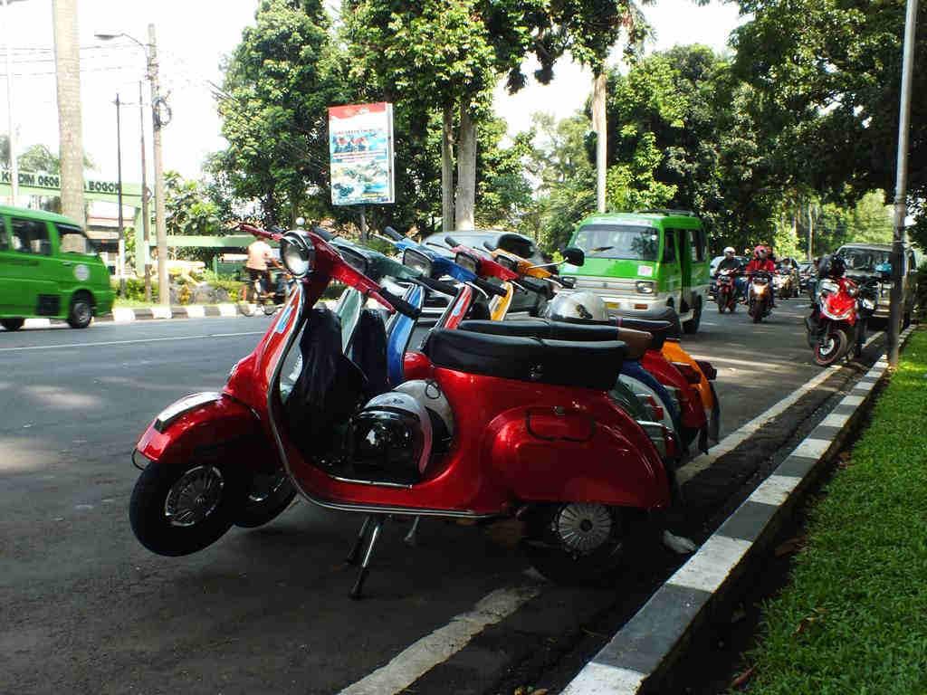 Vespa Bogor