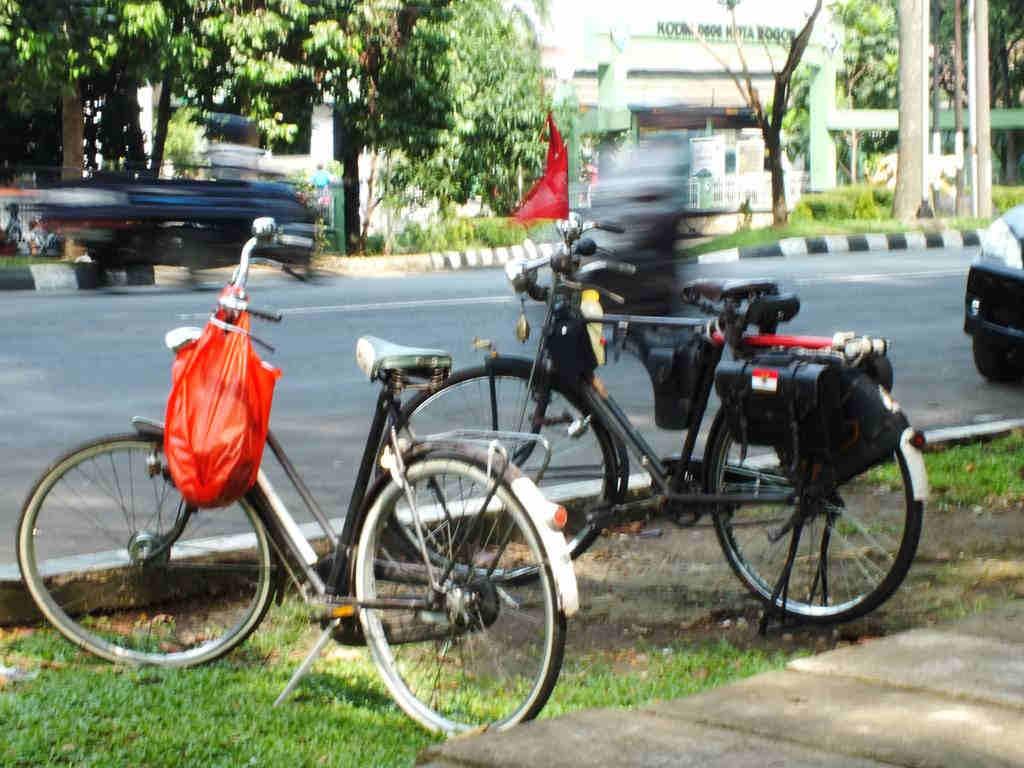 Sepeda Onthel Bogor