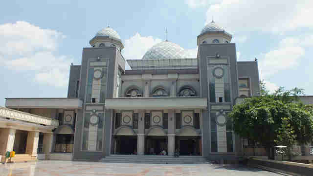 Bogor Kota Paling Tidak Toleran