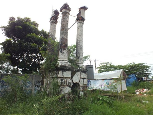 Situs Tugu Lonceng Cilebut Bogor