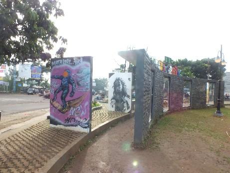Taman Corat Coret Bogor
