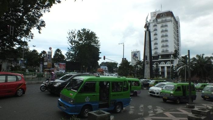 Jalan Pajajaran Bogor