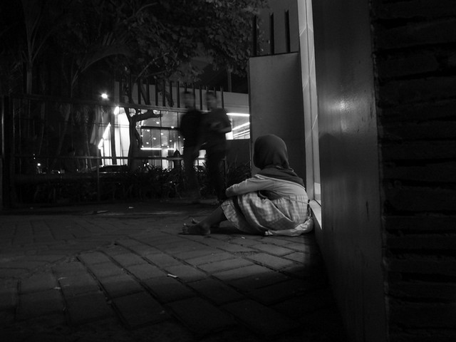 Pelajaran Dari Jalanan : Bersyukurlah