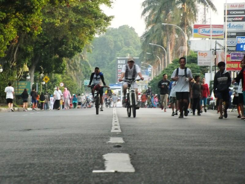 Kawasan Tanpa Kendaraan Bermotor Bogor