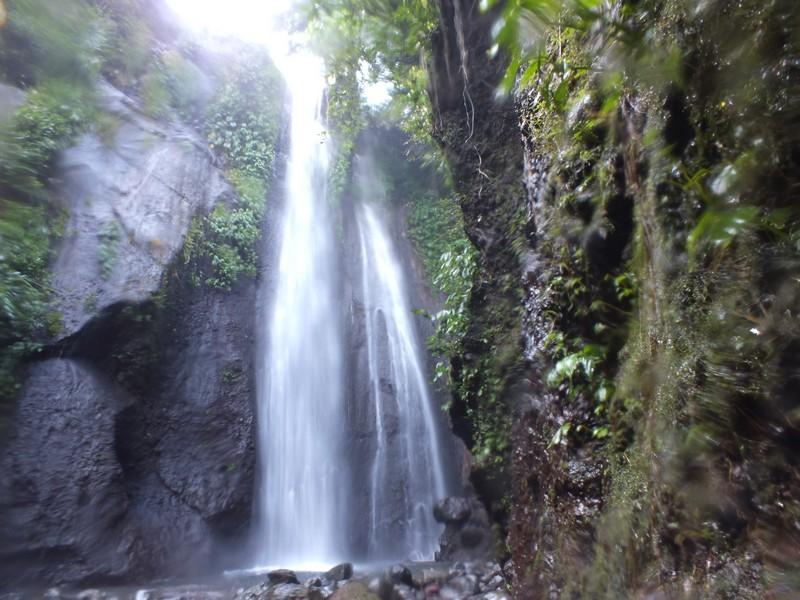 The Nangka Waterfall