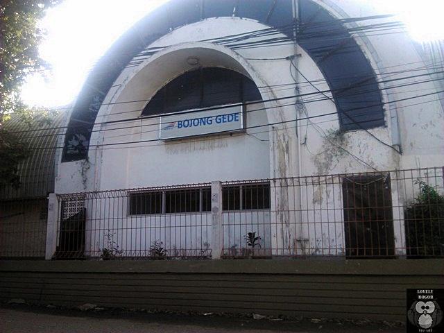 Stasiun Bojong Gede Bogor