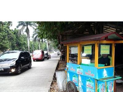 Talas Kukus Bogor