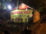Angkringan Solo Lestari Bogor