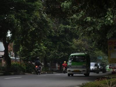 Jalan RE Martadinata Bogor