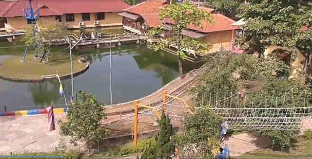Tempat Wisata di Bogor Tirta Sanita Ciseeng