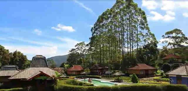 Tempat Wisata Di Bogor Agrowisata Gunung Mas