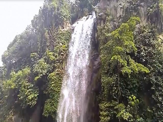 Tempat wisata di Bogor Curug Bidadari