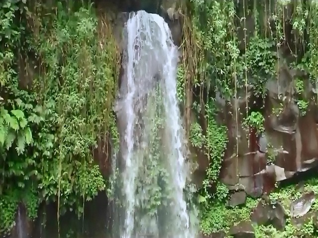 Tempat Wisata Di Bogor Curug Putri Pelangi