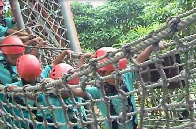 Tempat wisata di Bogor Taman Budaya Sentul