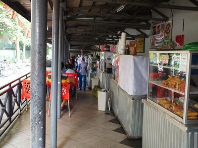 Sentra Kuliner Sehat Gang Selot