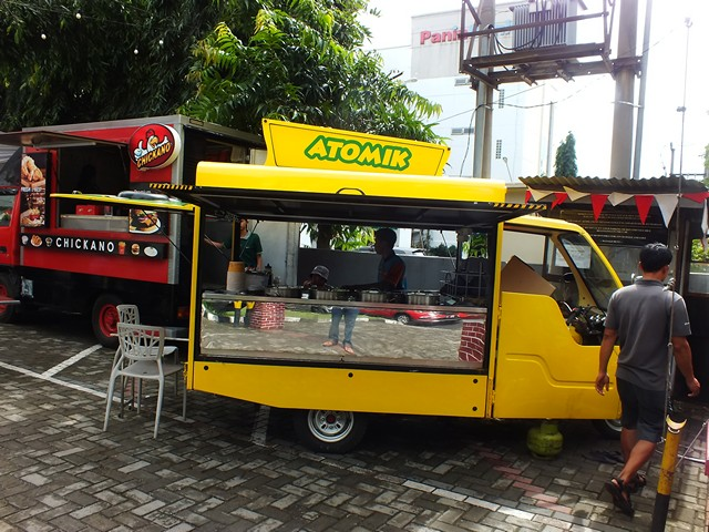 Foodtruck si darling