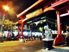 The Suryakencana Gate