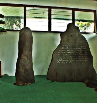 Batu tulis Inscription