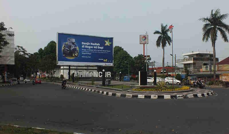 Taman Air Mancur Bogor