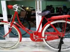Sewa Sepeda Onthel Bogor
