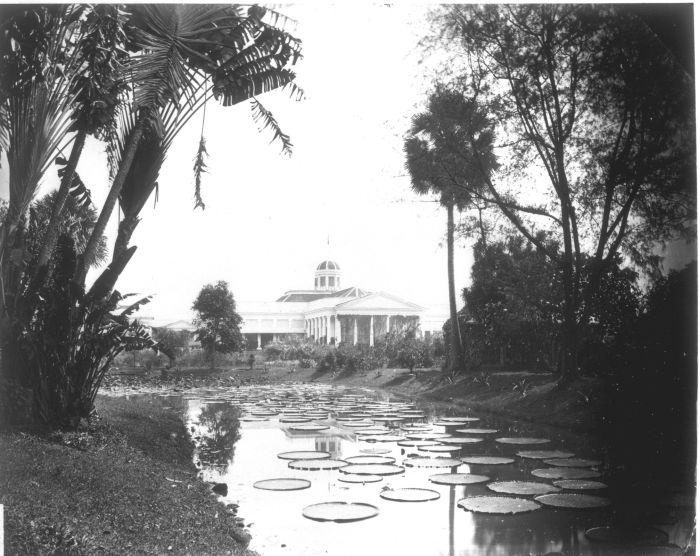 istana bogor 1870