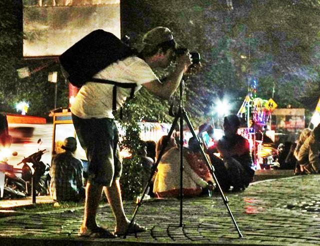 Fotografer amatir