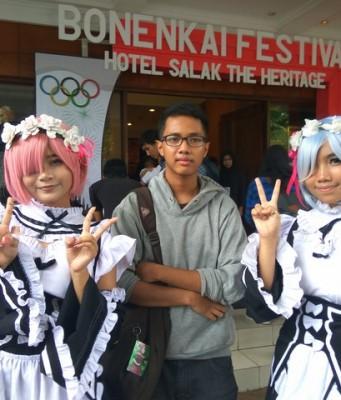 Bonenkai Festival Bogor Hotel salak The Heritage