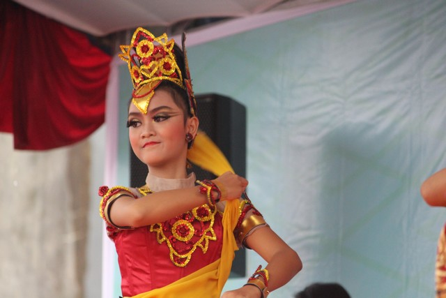 atraksi budaya di cap go meh Bogor 2017