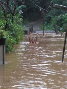 Banjir di Cibuluh