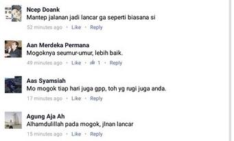tanggapan netizen terhadap demo dan mogok angkot di Bogor 4