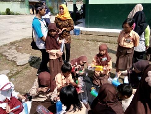 G-Midi (Green Mini Diary) Edukasi Lingkungan Hidup melalui Pendekatan Buku Harian untuk Anak