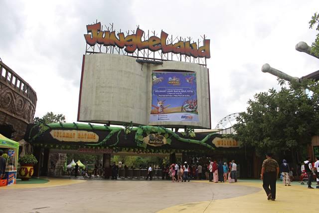 The Jungleland - Hutan Yang Penuh Keceriaan Dan Kegembiraan 2