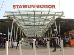 stasiun bogor butuh tambahan atap dan tempat duduk di peron