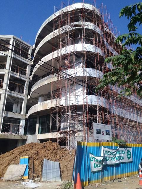 gedung baru dprd kota bogor akan menjadi landmark baru