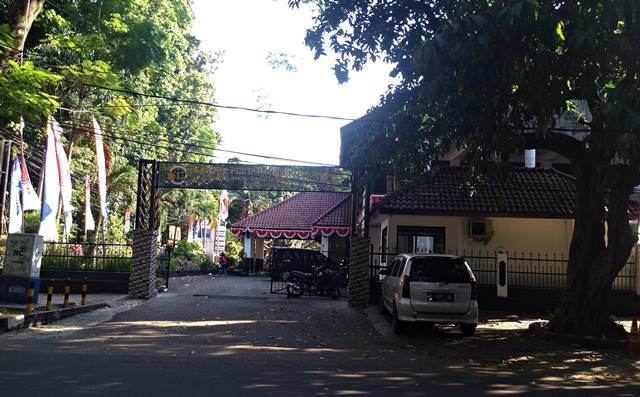 kantor pertanahan kota bogor di Jalan Ahmad Yani