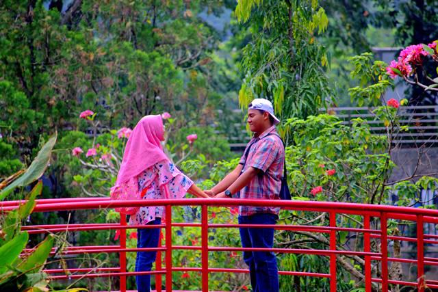 lokasi pemotretan foto pra wedding terbaik di Bogor