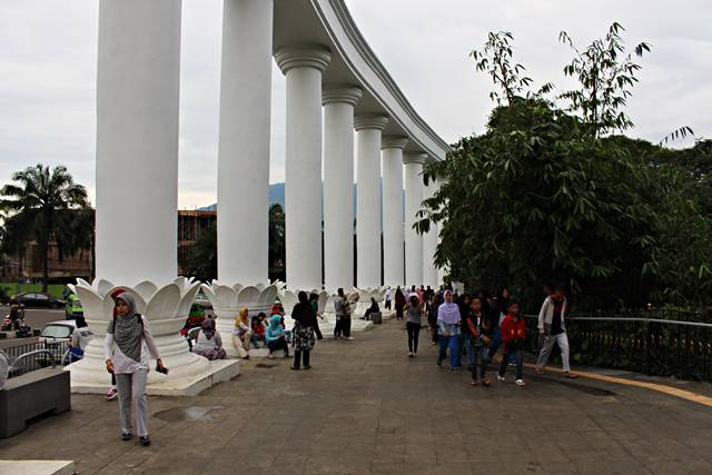 The Nine Gates - the new landmark of bogor city