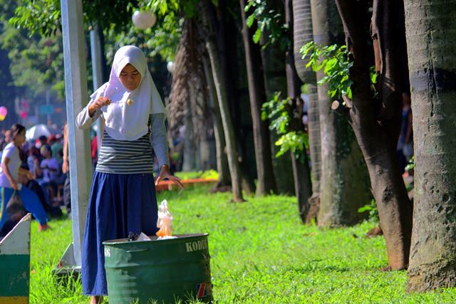 Masih Banyak Warga Bogor Yang Membuang Sampah di Tempat Yang Seharusnya a