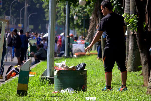 Masih Banyak Warga Bogor Yang Membuang Sampah di Tempat Yang Seharusnya b