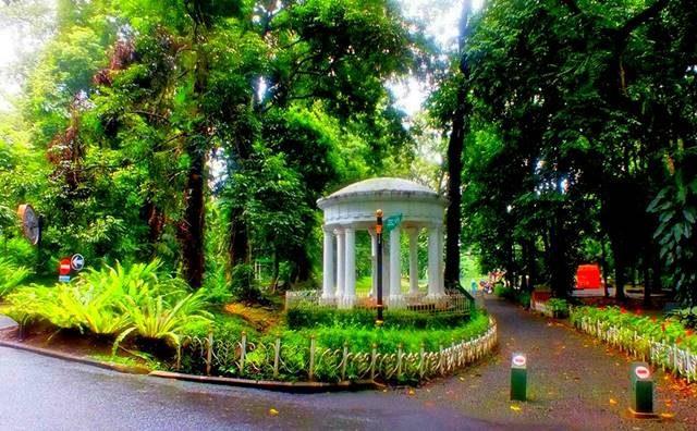 monumen Lady Raffles tahun 2015 - Bogor Tempo Doeloe