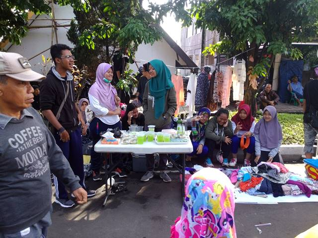 Belajar Mandiri ala OSIS SMAN 10 Bogor